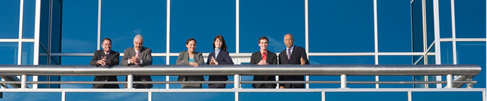 Mulberry House Law | People on Balcony