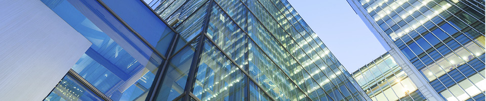 Mulberry House Properties | Glass facade of buildings