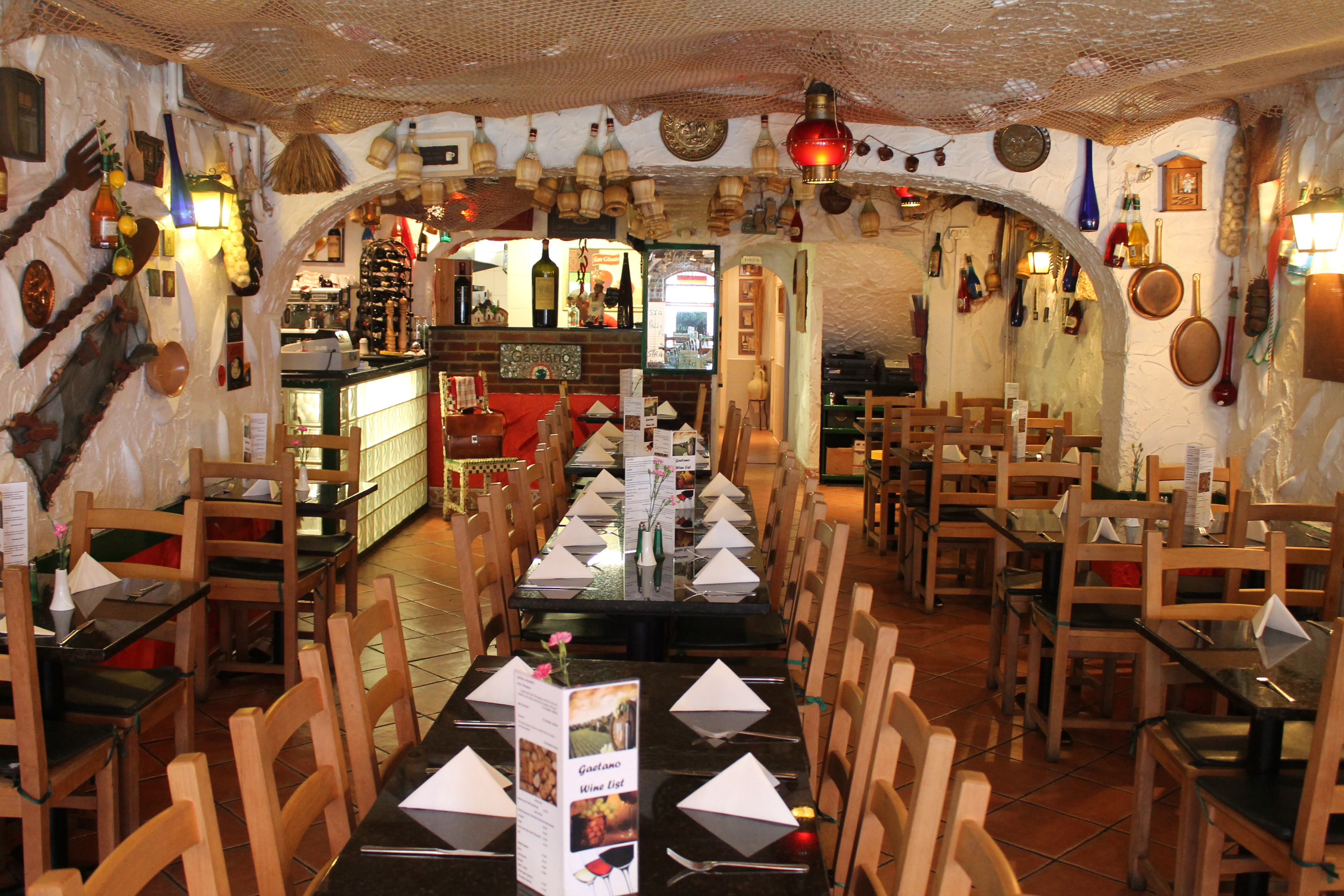 Amazing Business Opportunity Quality Italian Restaurant In Old